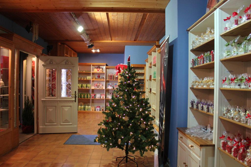 Stille Nacht Shop Oberndorf - Innenansicht 2