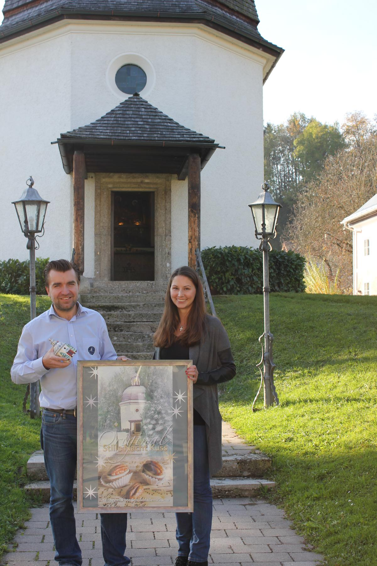 Christoph Thür (Gesellschafter) und Daniela Krist (Geschäftsführerin)