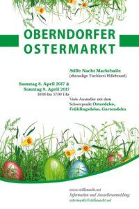 Erster Oberndorfer Ostermarkt