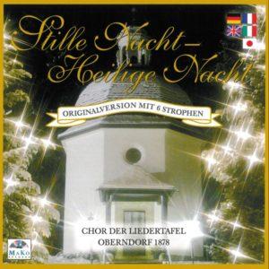 Stille Nacht - Heilige Nacht - Originalversion mit 6 Strophen