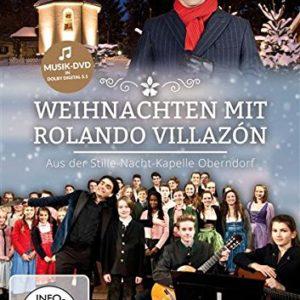 Weihnachten mit Rolando Vilazón - Cover