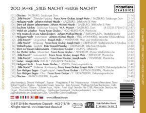 CD 200 Jahre Rückseite