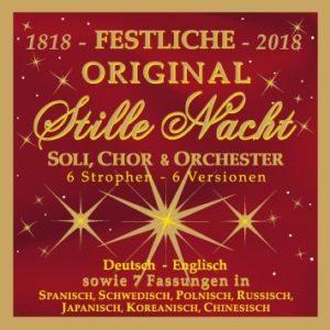 Festliche Original Stille Nacht CD
