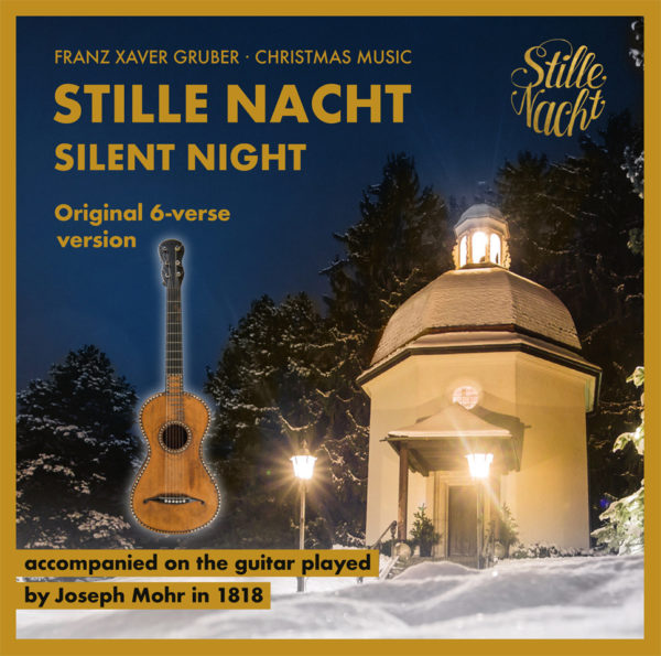 Stille Nacht Originalversion Frontcover